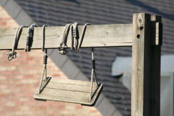 Costruire un'altalena